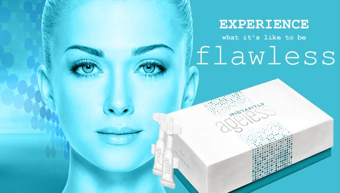 Jeunesse Instantly Ageless Luminesce Skin Care Cream